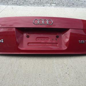 Audi A4 b6 us boot lid